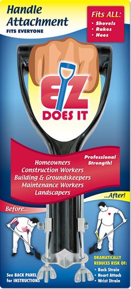 EZ Does It Handle packaging